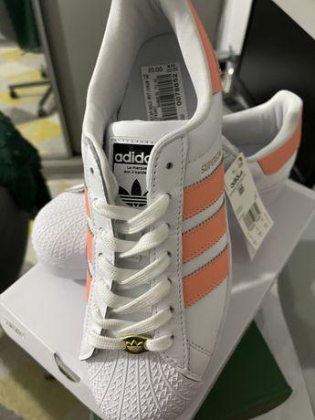 Adidas Superstar originais tam. 42