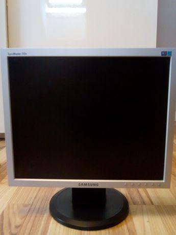 Monitor Samsung SyncMaster 17 cali