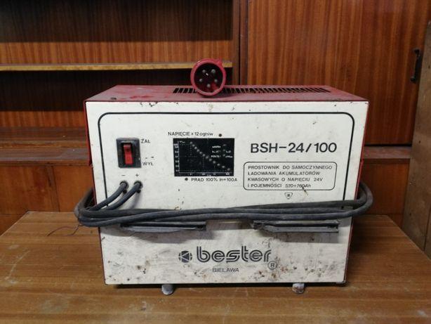 Prostownik 24V - BESTER BSH-24/100