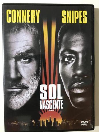 DVD Sol Nascente