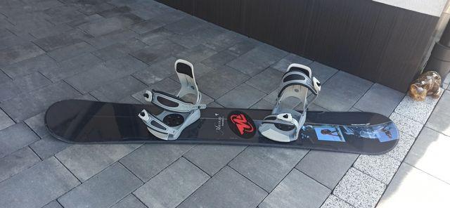 Deska snowboardowa crazycrrek 150
