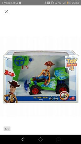 Dickie Toy Story 4 RC Turbo Buggy i Chudy
