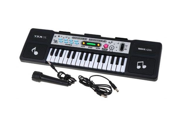Keyboard Organki MQ-3108 Zabawka