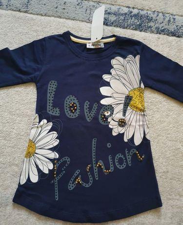 Bluzeczka- tunika