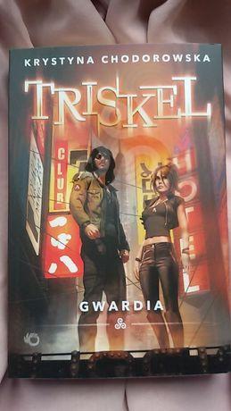 Triskel. Gwardia - K. Chodorowska nowa
