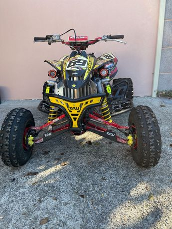 Can am bombardier ds 450       2009