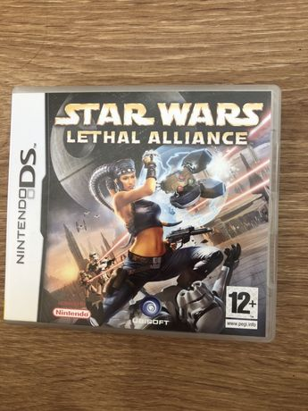 Jogo nintendo star wars lethal alliance