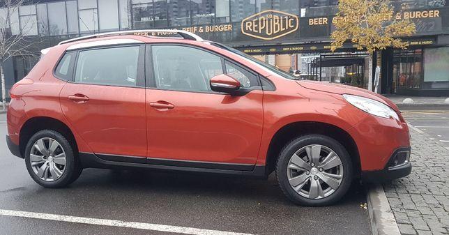 Peugeot 2008 2014 официал