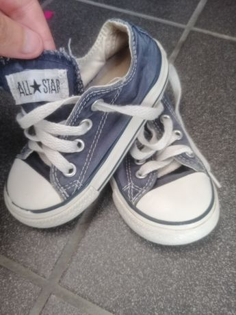 Buciki buty converse dla dziecka
