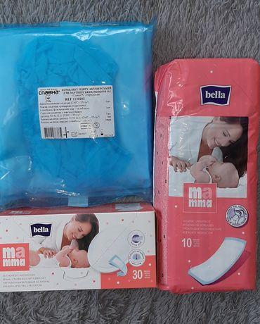 Підкладні, стерильний пакет для партнерських пологів