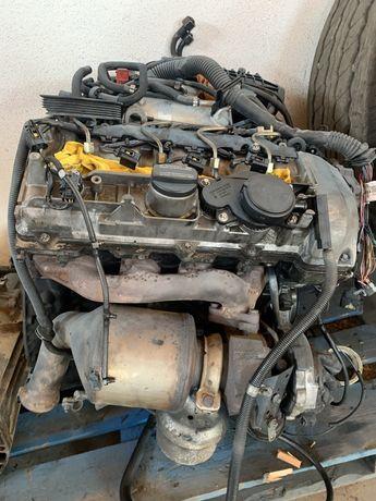 Motor e caixa mercedes w203