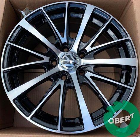 Новые литые диски 5*112 R16 на Volkswagen Audi Skoda Seat