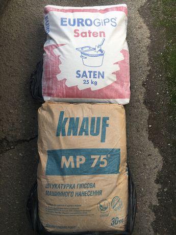 Knauf mp75 satengips шпатлёвка