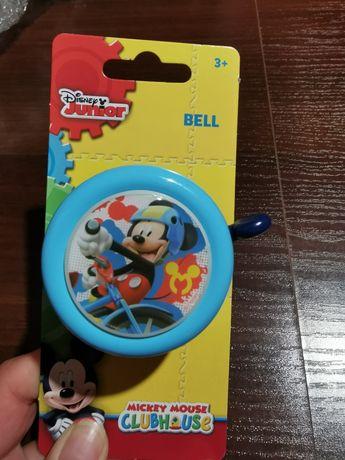 Dzwonek nowy do roweru hulajnogi Miki klub przyjaciół myszki Miki