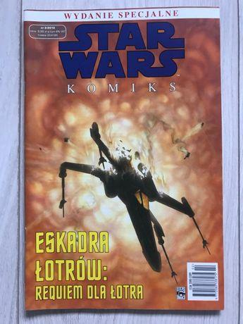 KOMIKS STAR WARS Eskadra Łotrów: Requiem dla Łotra