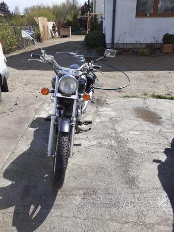 Daelim VT 125cc 1999r