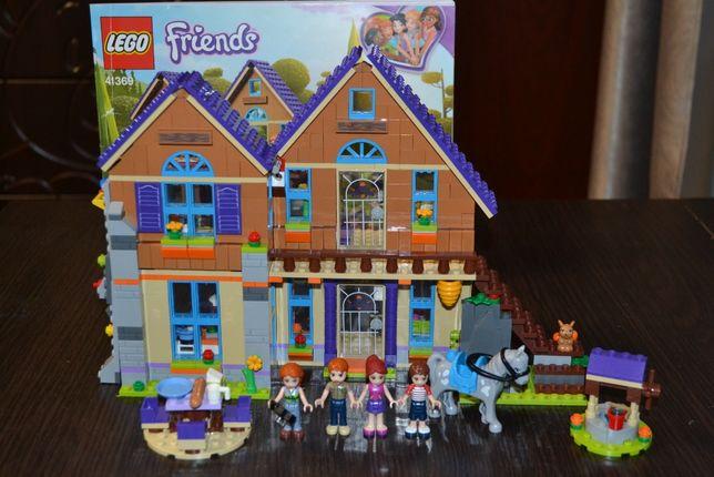 Оригинал Lego Friends 41369 Конструктор Френдс Дом Мии