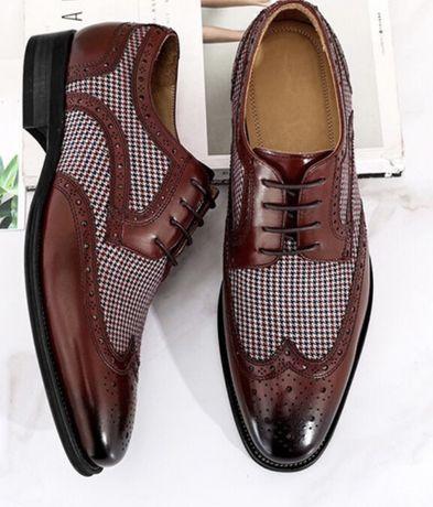 Sapatos Classicos Novos para Homem