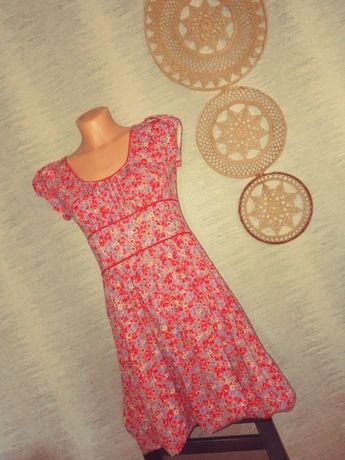 Sukienka ORSAY na lat w kwiaty