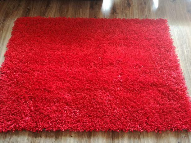 Sprzedam dywan czerwony sznurkowy