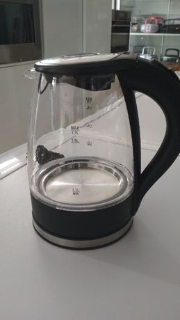 чайник электрический электрочайник ideen welt заварник Германия стекло
