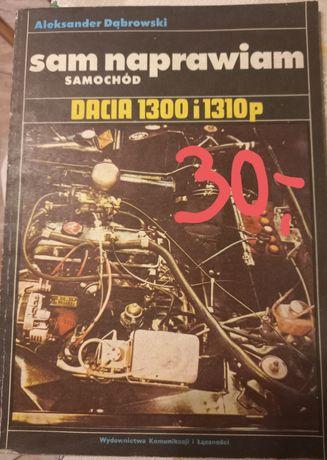Książki motoryzacyjne - dacia, ursus
