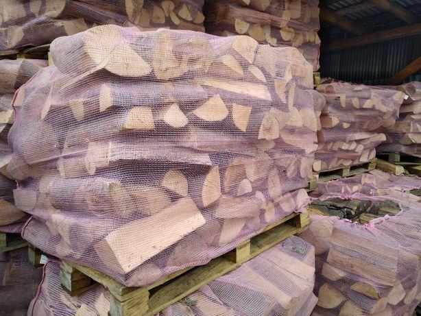 Drewno kominkowe opałowe BUK suchy
