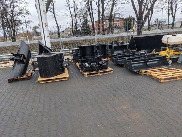 Łyżki do koparko ładowarek New Holland B110B, B115B, Case 580, 695