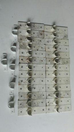 Suportes 31 unid ,largura35 mm