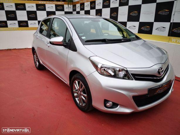 Toyota Yaris 1.0 VVT-i Comfort +PS+PT+Navi