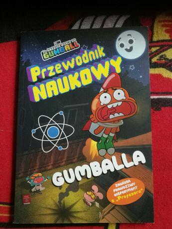 Nowa książka ,,Przewodnik naukowy Gumballa,,