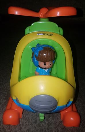 Little People helikopter Fisher Price