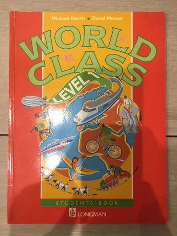 World class level 1 Michael Harris Student's book Longman