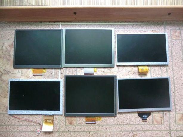 Матрицы для планшетов рабочие.