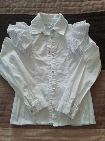 Школьные рубашки, вышиванка