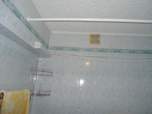 Тримач для шторки у ванну