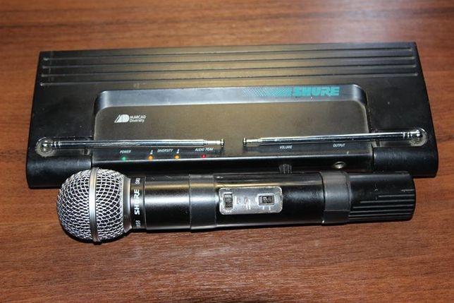 Радиомикрофон: Shure T4v SM58