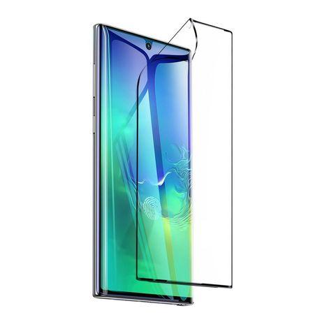Película De Plástico Baseus Galaxy Note 10 - Preto