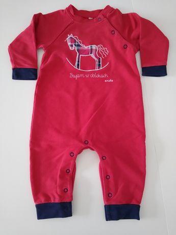 Pajac niemowlęcy endo