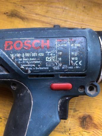 Wkrętarka akumulatorowa Bosch