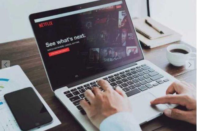 NETFLIX • 4K UHD PC/Smart TV • Każde urządzenie • Polski Lektor