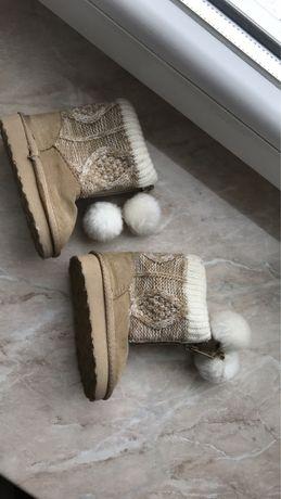 Взуття на новонародженого