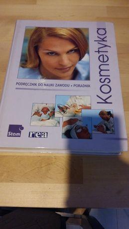 Kosmetyka - podręcznik do nauki zawodu