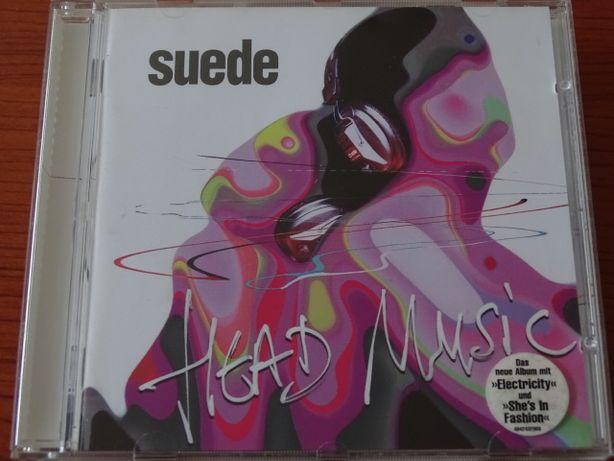 Suede - Head Music (CD)