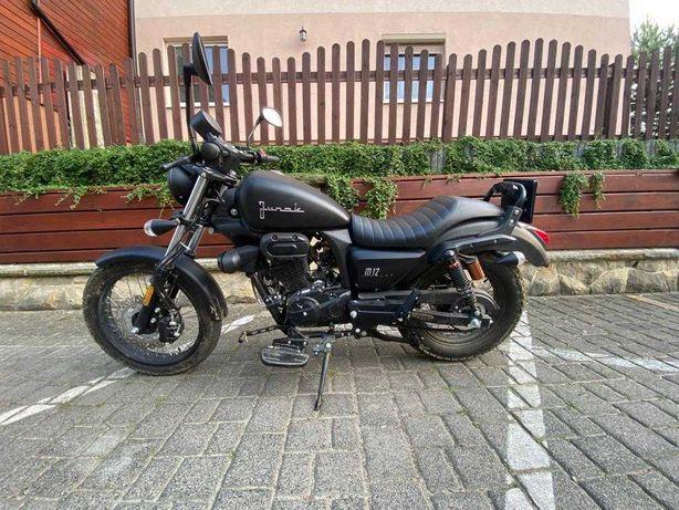 Motocykl Junak M12 Vintage 125
