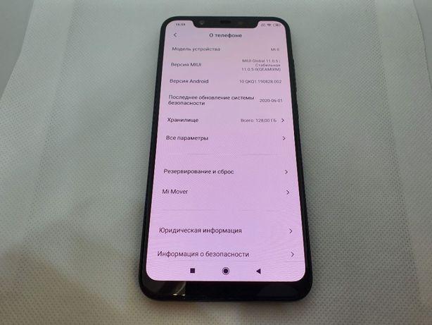 Xiaomi Mi8 8/128gb Black