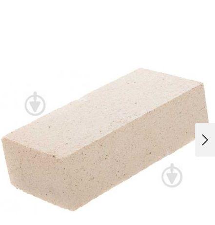 Цегла на камін біла