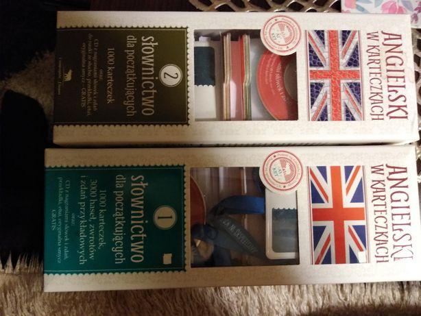 Fiszki - Angielski w karteczkach