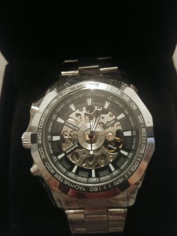 zegarek meski Jean silcer-Rapid