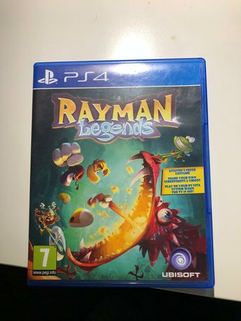 Gra Rayman Legends PS4